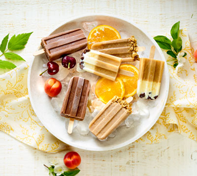 Three Refreshing Cold Brew Popsicle Recipes