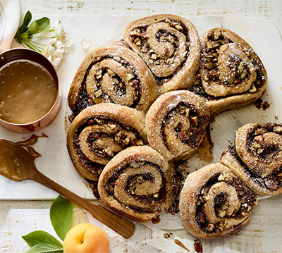 Coffee Cinnamon Roll Recipe